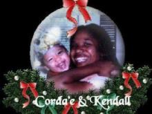 Corda'e and Kendall were killed in a domestic violence incident. Grandmother, Fran Baumgarner, has a simple Christmas wish for her family and her community — safety.