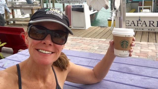 Amanda hopes to bring the spirit of Vacation Mom back with her now that vacation is over.