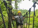 Air Hike opens at the N.C. Zoo on May 27
