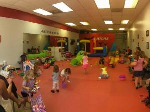 Playdays is now open for indoor play in Fuquay-Varina