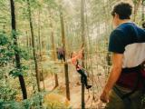 Go Ape in north Raleigh opens new treetop course for young kids