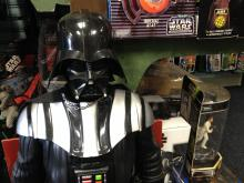 Vintage toys and collectibles at Crowemag Toys in Raleigh