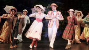 N.C. Theatre's Mary Poppins
