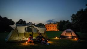 Tryon Palace will host a family campout