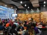 Teen Science Cafe at the N.C. Museum of Natural Sciences