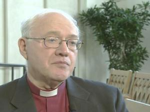 Interviews with Lord George Carey and Katharine Jefferts Schori, presiding bishop of the Episcopal Church