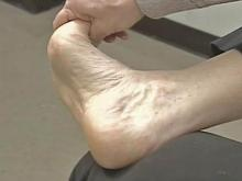 Ease Heel Pain With Simple Stretching Technique