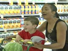 Grocery Stores Hope to Steer Children in Healthier Direction