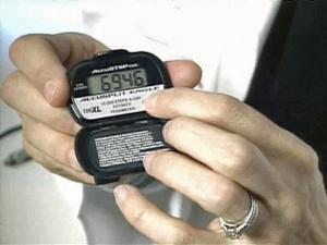 Study: Pedometers Produce Better Fitness Results