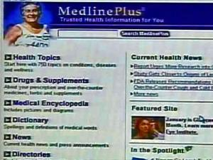 Searching the Web for Medical Advice? Doctor's Book Says Where to