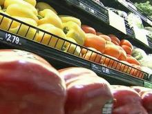 Dietitian Teaches Good Grocery Shopping