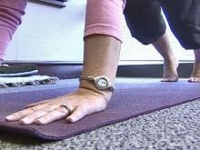Study: Yoga Eases Menopause Symptoms