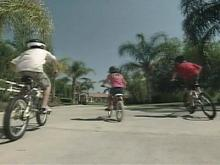 Study: Children need to get moving
