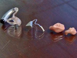 Numerous types of hearing aids help patients with different kinds of hearing loss.