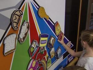 Partnership fights obesity among children