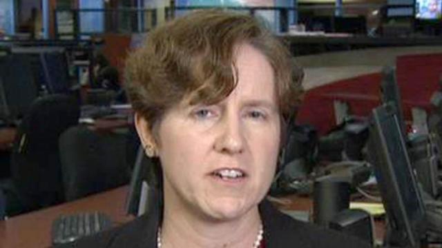 State epidemiologist Dr. Megan Davies