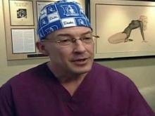 Plastic surgeon Dr. John Millard