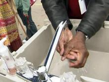 Washing hands best way to prevent norovirus outbreak