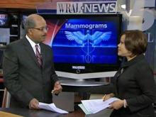 Advice changes for breast cancer screening