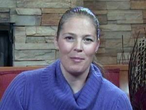 Olympic gold medal skier Picabo Street