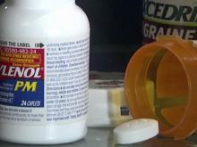 Avoid toxic levels of acetaminophen