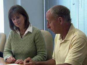 Lyme disease patient Dave Tierney joined Pam Davis in starting the organization Carolina Lyme.