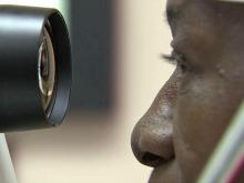 Camera detects early signs of blindness in diabetics