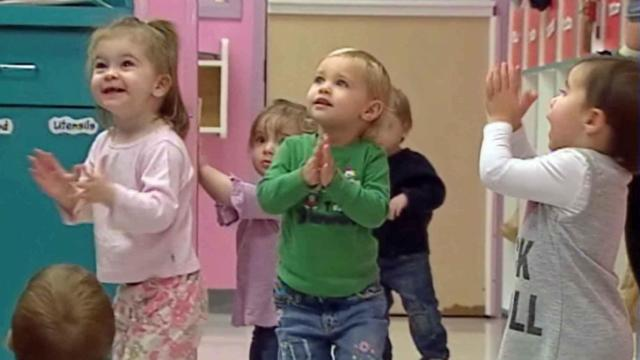 Parents who feel guilty sending their children to day care can take relief from new medical research. Doctors found that daycare can help strengthen children's immunity to diseases.