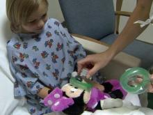 Scary surgeries made easier for kids at UNC Hospitals