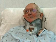 Man uses LifeVest to prevent sudden cardiac death