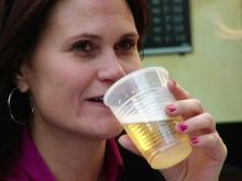 Moderate alcohol consumption can increase breast cancer risk