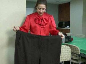 Melanie Perryman shows off her incredible weight loss thanks to surgery.