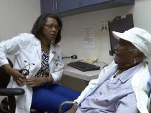 Duke congestive heart failure clinic