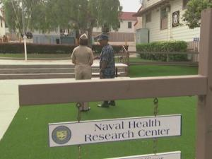 Researchers with the Naval Health Research Center looked at data from national death registries and the Millennium Cohort study, which looks at the long-term health effects of deployment on service members.