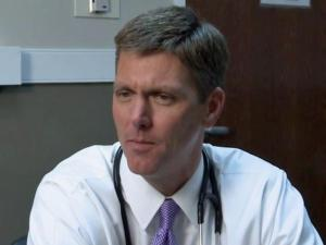 Dr. Michael Casey works with Wake Nephrology which operates 16 dialysis clinics in Wake, Harnett and Johnson counties – serving about 800 patients.