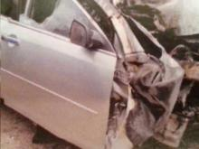 Bill Willis, under the influence of pain and sleep medication, crashed his car into a tree.