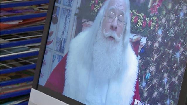 Laptop substitutes for Santa's lap
