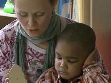 Experts work to help children with developmental disabilities