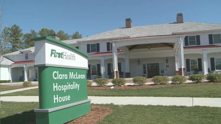 Clara McLean House makes patients feel at home while receiving treatment