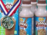 Chocolate milk as a race recovery drink