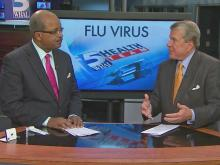 Dr. Mask answers questions about flu