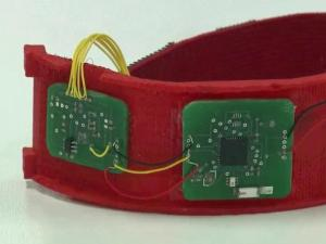 NC State students are working on mobile technology that will track health metrics.