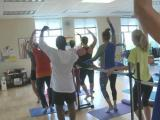 Barre Pilates borrows from both to strengthen muscles