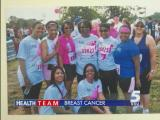 Triangle breast cancer survivor participates in Komen race to help others