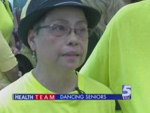 Triangle seniors get moving, use dance troop to stay active and inspire