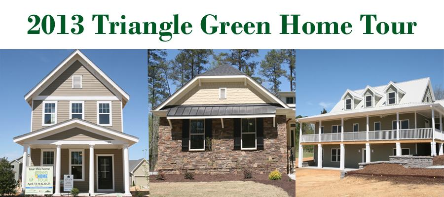 2013 Triangle Green Home Tour