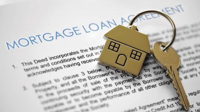 Finding a mortgage lender