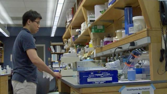 Breast cancer research at Duke University