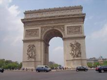 Images of Paris, France
