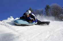 Southeast and Mid-Atlantic ski reports also offer activities from ice skating to snowtubing.